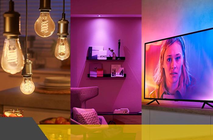 Focos inteligentes Philips Hue: Conoce toda la gama que tenemos para ti
